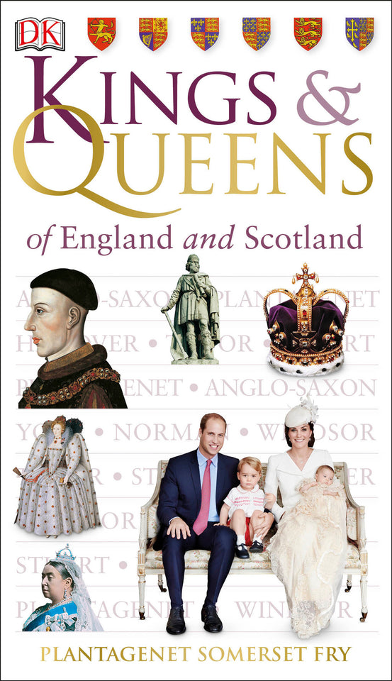 Kings and Queens of England and Scotland featured image