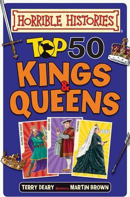 Horrible Histories: Top 50 Kings & Queens featured image