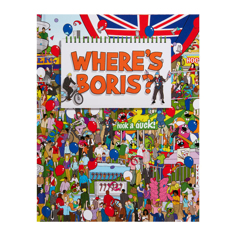 Where's Boris? featured image