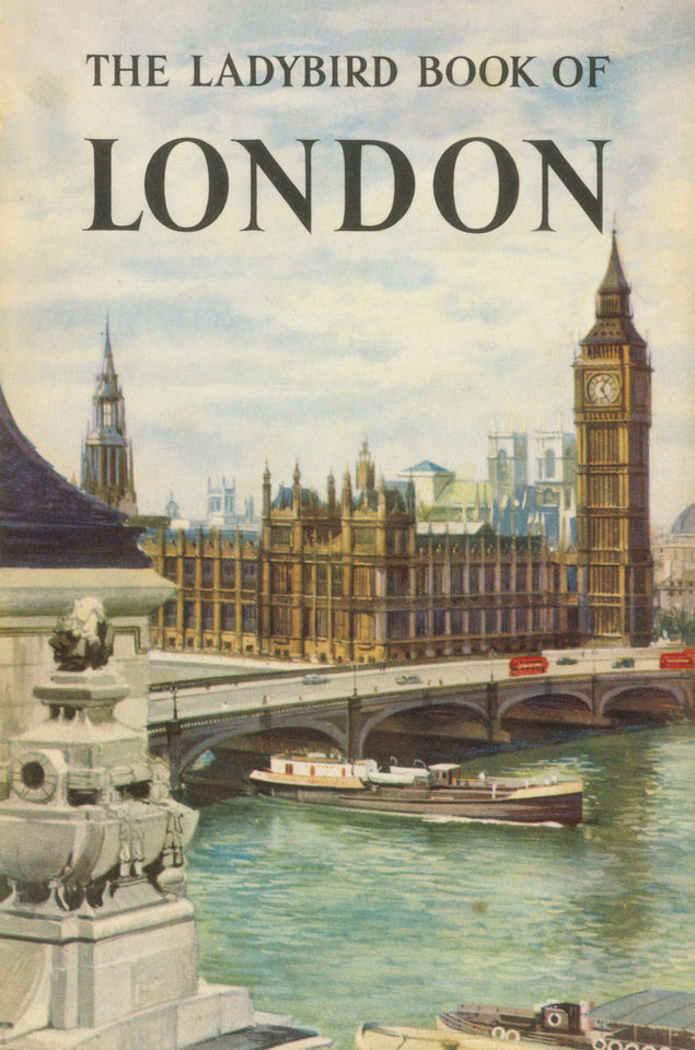 The Ladybird of London (Ladybirds for Grown-Ups) featured image