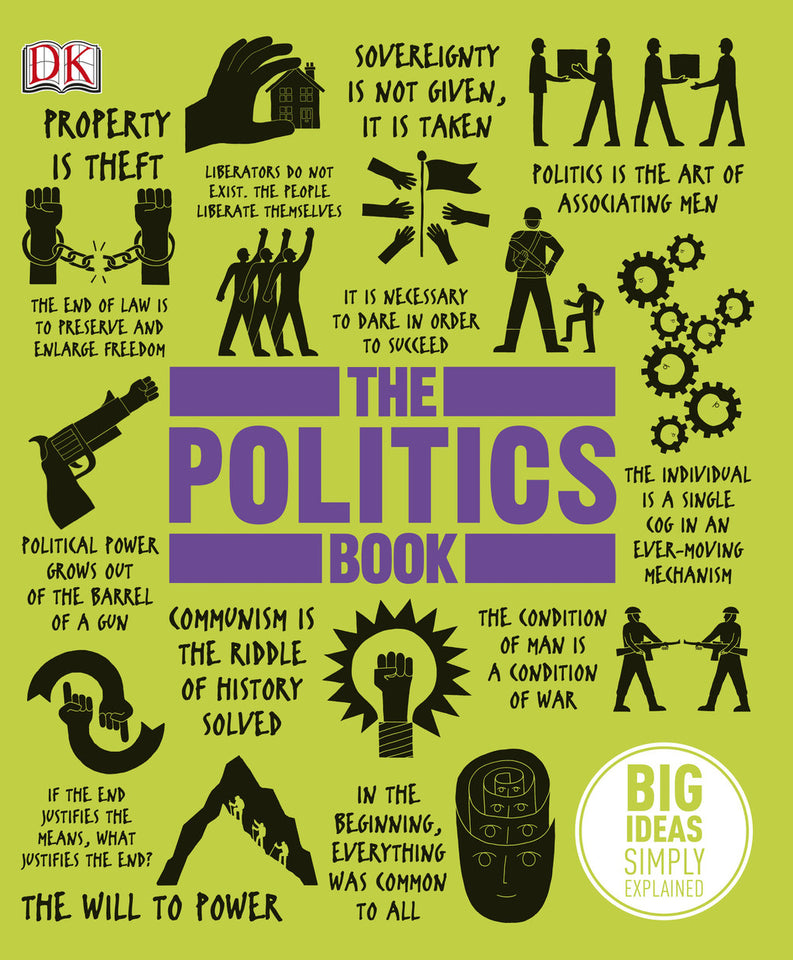 The Politics Book featured image