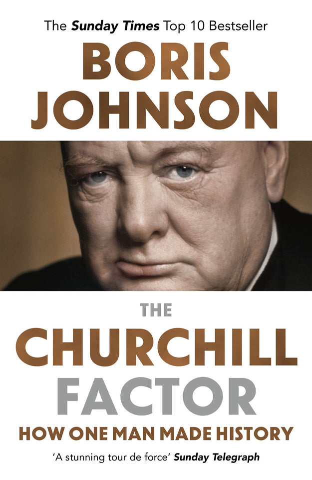 The Churchill Factor featured image