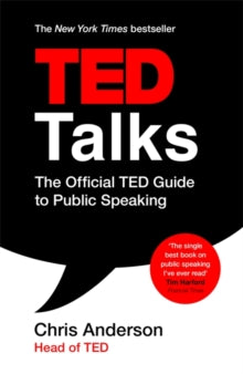 Ted Talks: The Official TED Guide to Public Speaking featured image