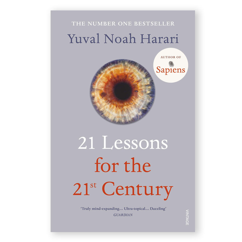 21 Lessons for the 21st Century featured image