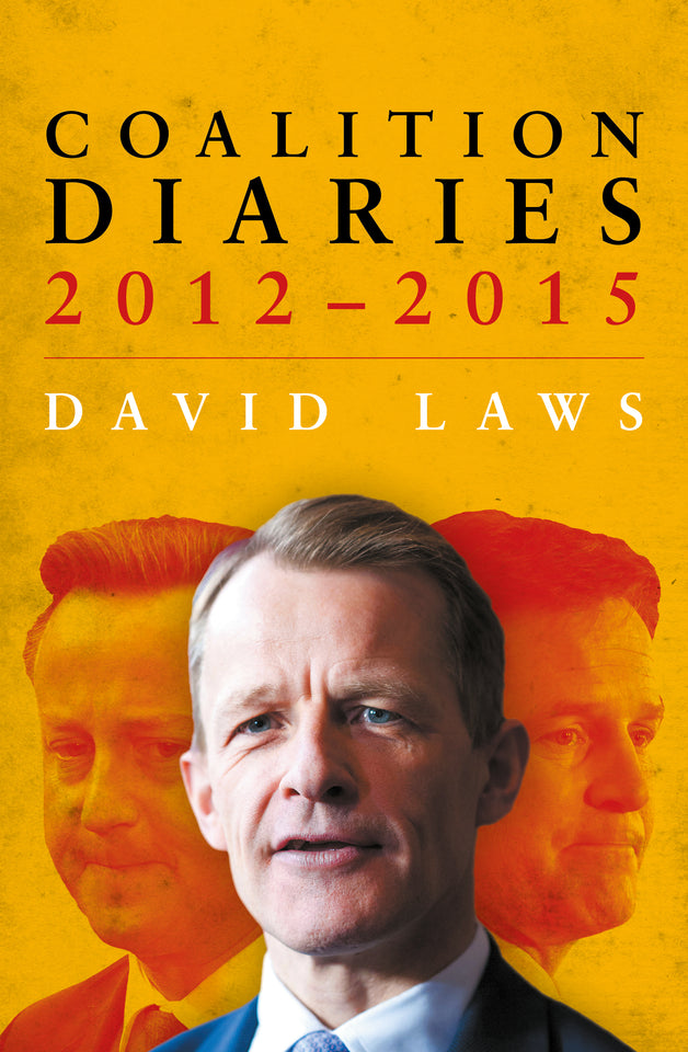 Coalition Diaries: 2012-2015 featured image