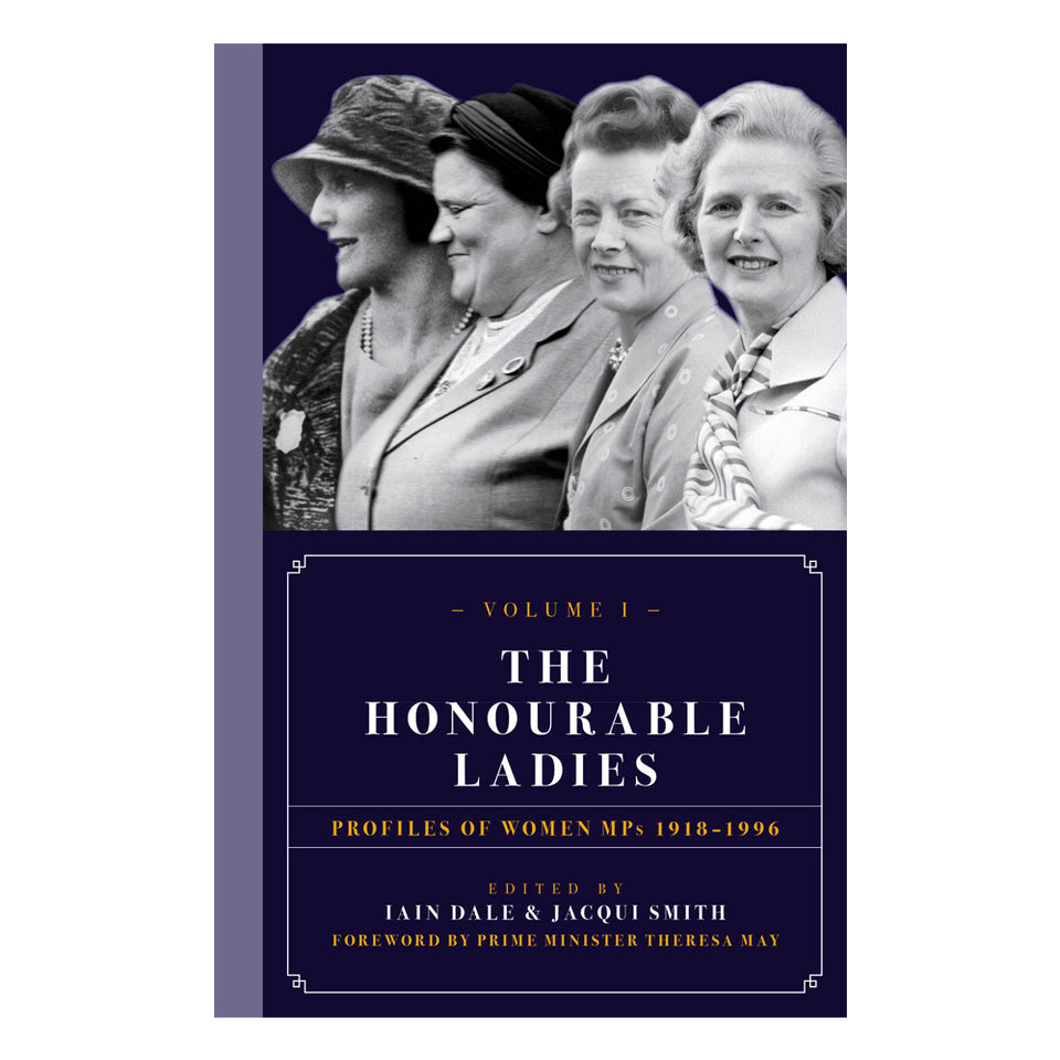 The Honourable Ladies: Profiles of Women MPs 1918-1996 featured image