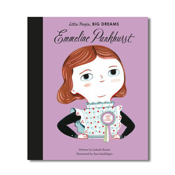 Emmeline Pankhurst: Little People, Big Dreams featured image