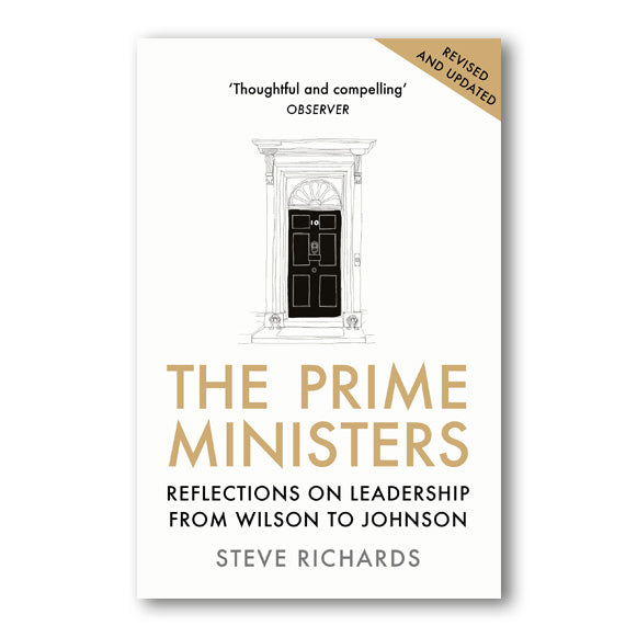 The Prime Ministers: Reflections on Leadership from Wilson to Johnson featured image