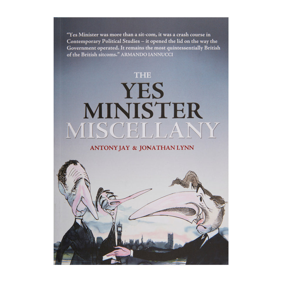 The Yes Minister Miscellany featured image