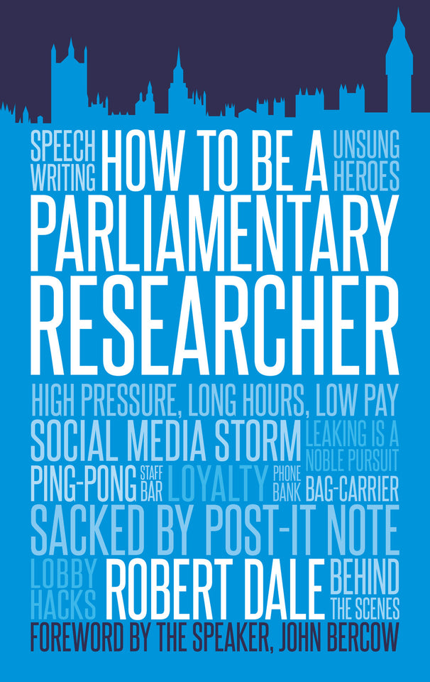 How to be a Parliamentary Researcher featured image