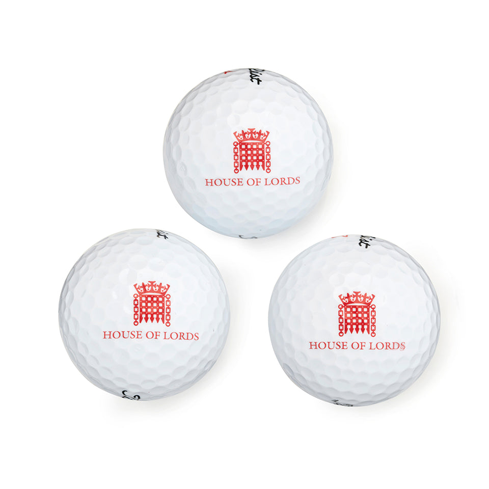 Set of Titleist Golf Balls featured image
