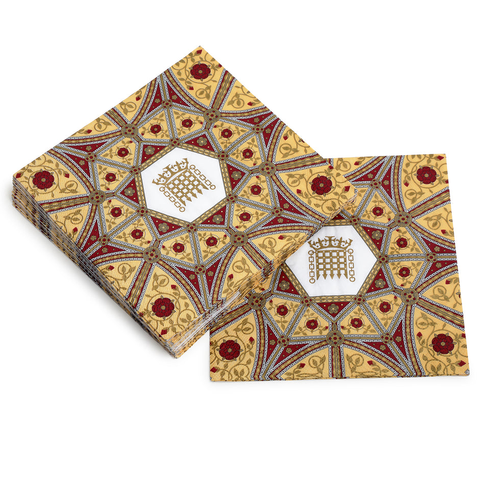 House of Lords Palace Napkins - 20 Pack featured image