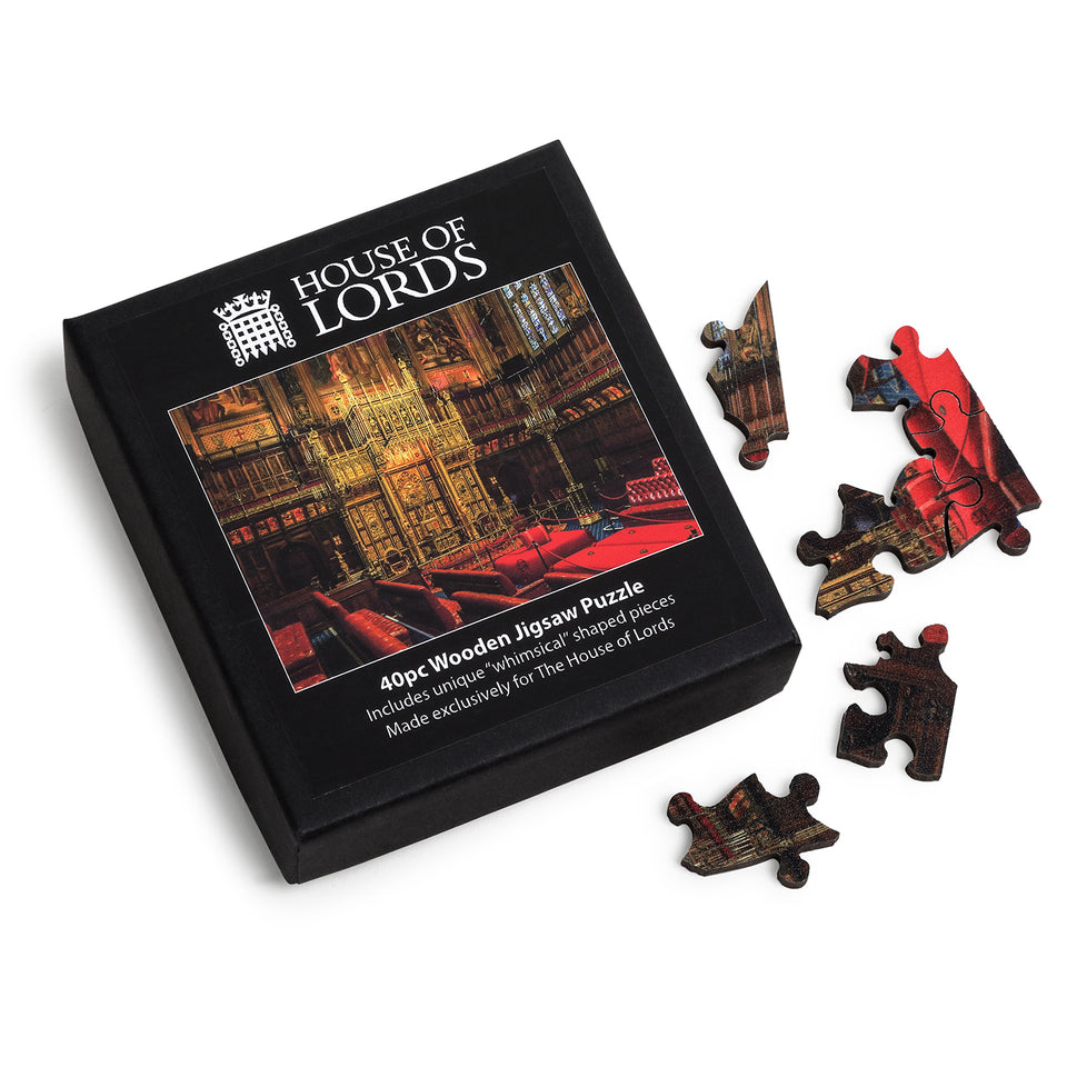 House of Lords Mini Chamber Puzzle featured image