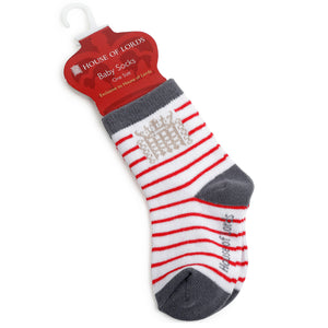 House of Lords Baby Socks