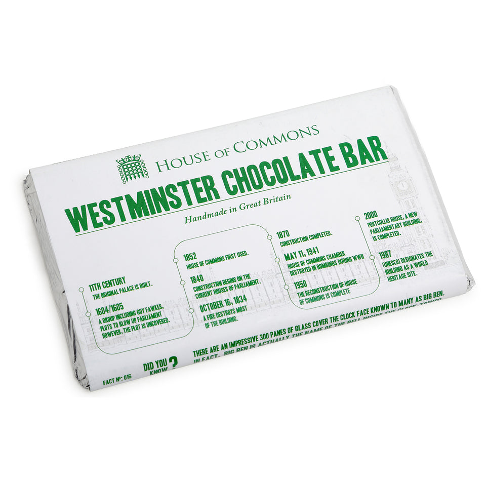 Westminster Chocolate Bar featured image