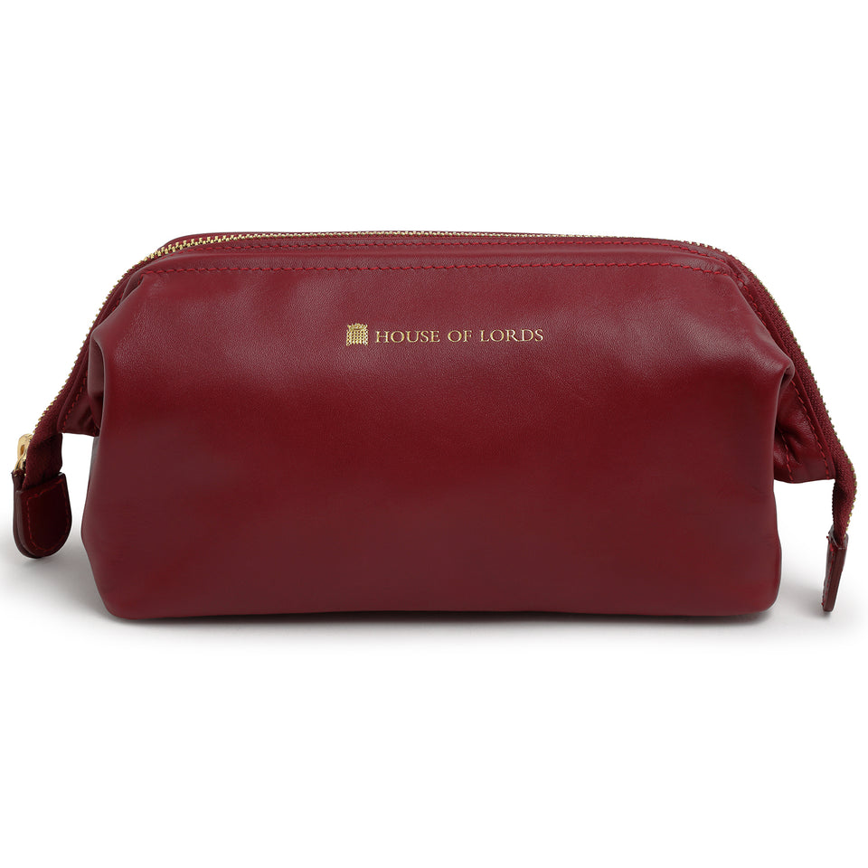 House of Lords Leather Washbag featured image