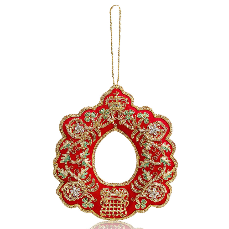 House of Lords Wreath Tree Decoration featured image