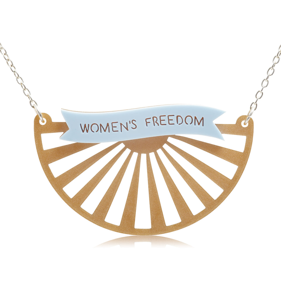 Little Moose Women's Freedom Necklace featured image