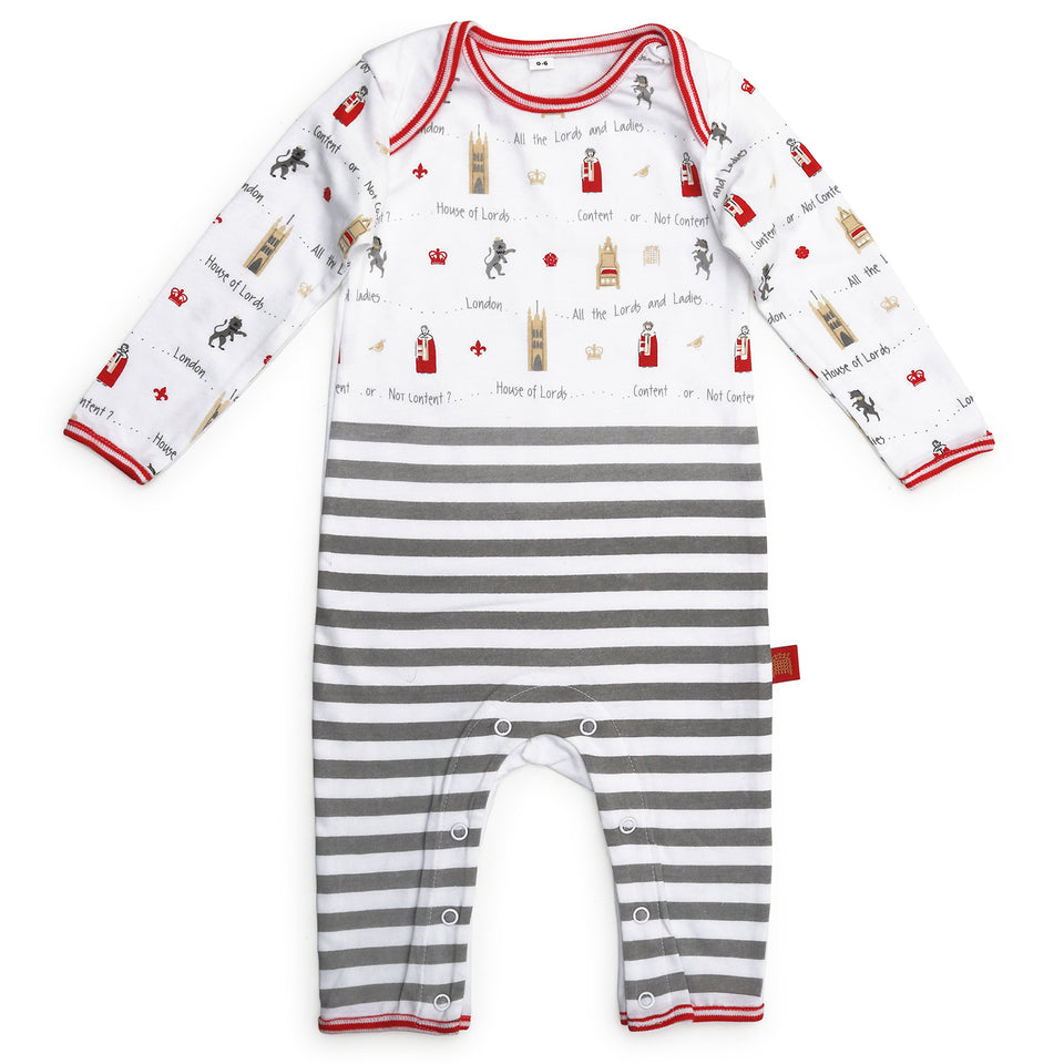 House of Lords Baby Romper featured image
