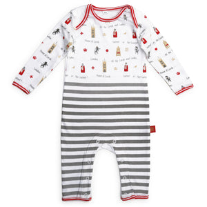 House of Lords Baby Romper