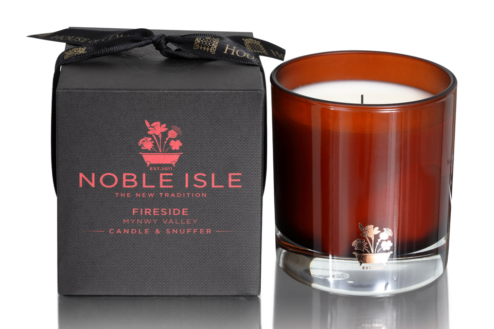 Noble Isle Fireside Scented Candle featured image