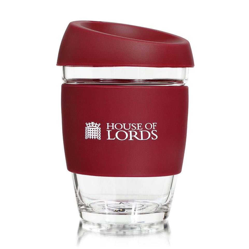 House of Lords Reusable Glass Joco Mug featured image
