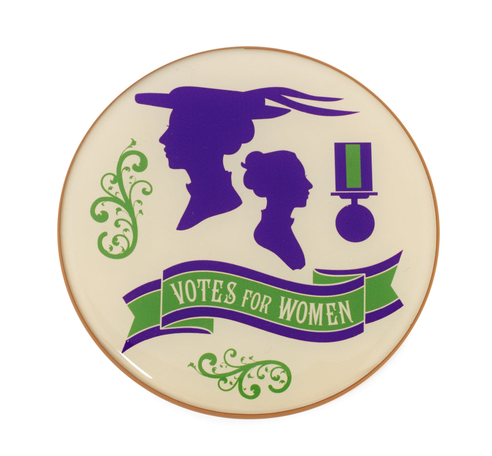 Votes for Women Coaster featured image