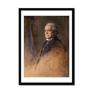 David Lloyd George Framed Print
