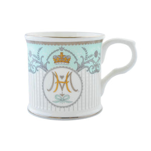 Commemorative Fine Bone China Beaker - Royal Wedding 2018