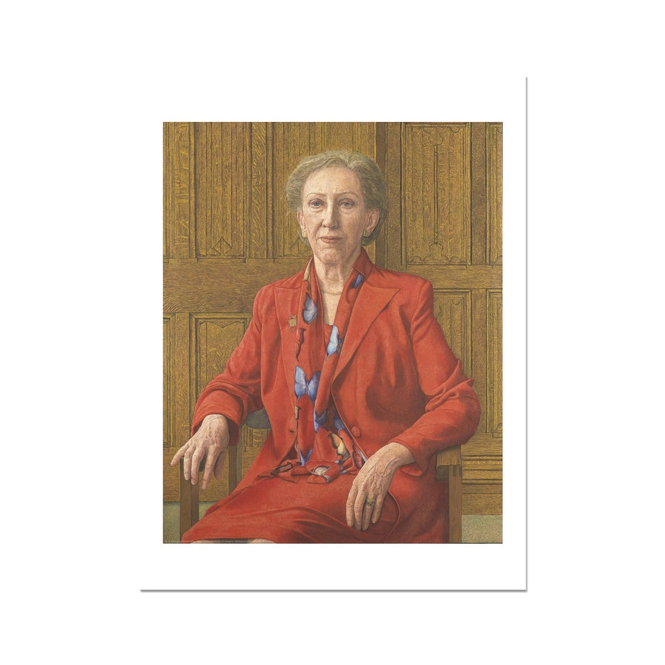 Rt. Hon Margaret Beckett MP Fine Art Print featured image
