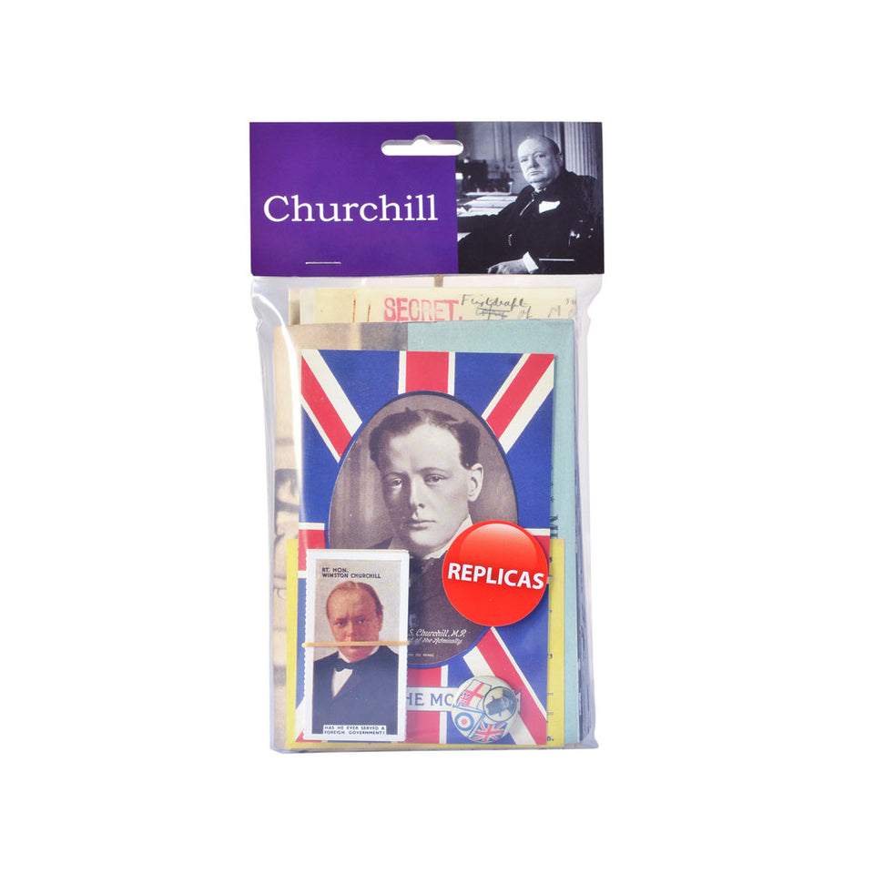 Churchill Memorabilia Pack featured image