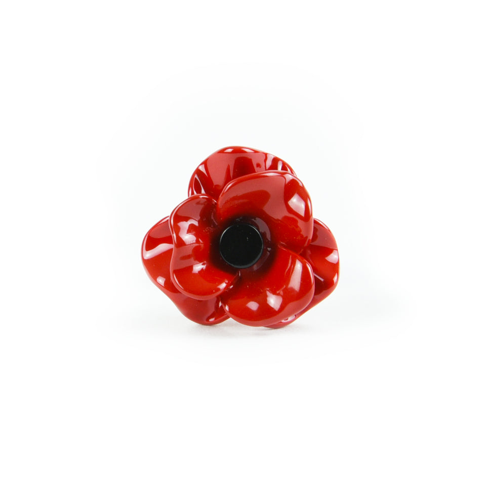 Poppy Lapel Pin featured image