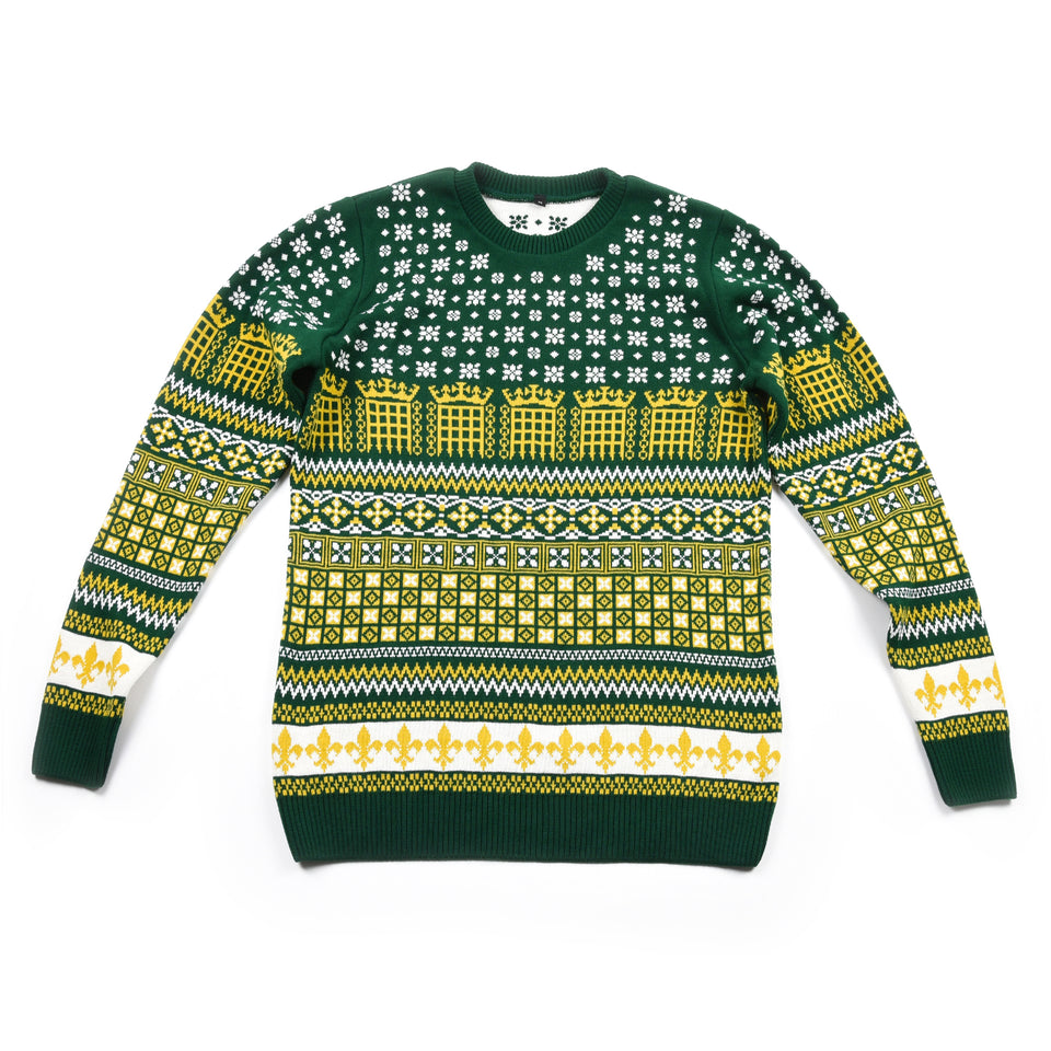 House of Commons Christmas Jumper featured image