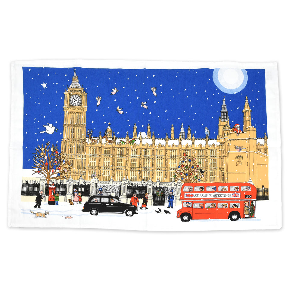 Limited Edition Christmas Tea Towel featured image