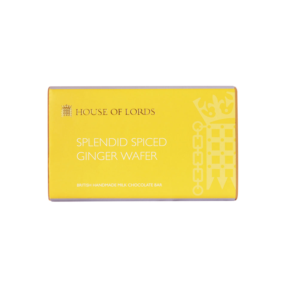 House of Lords Splendid Spiced Ginger Wafer featured image
