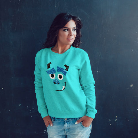 Disney Monsters Inc Sully Sweatshirt