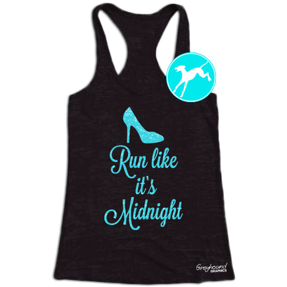 Disney Run Like Midnight tank