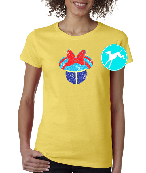 Disney Snow White Minnie Yelow Tank