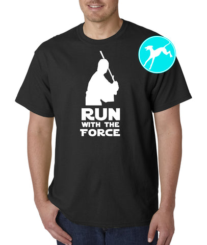Disney Star Wars Run Force Jedi Shirt