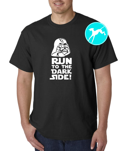 Disney Star Wars Vader black shirt