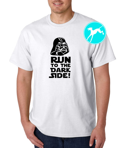 Disney Star Wars Vader white shirt