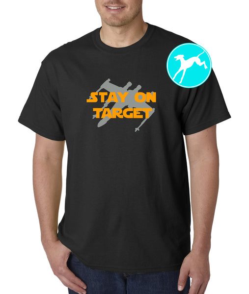 Disney Star Wars stay on target Shirt
