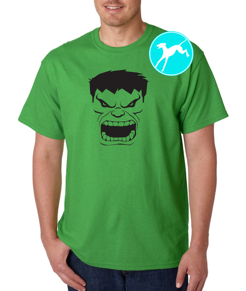 Disney superhero Hulk shirt