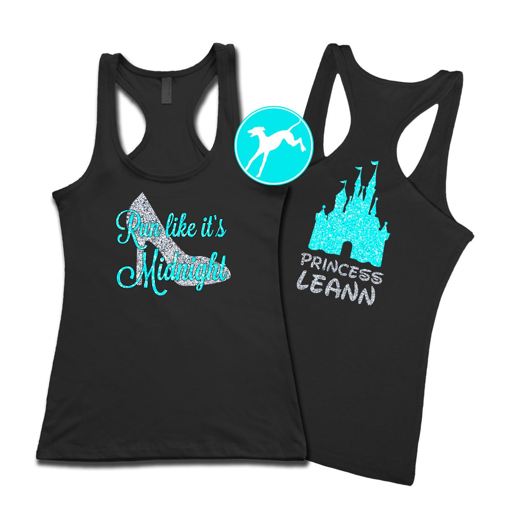 Disney Run Like it's Midnight Tank
