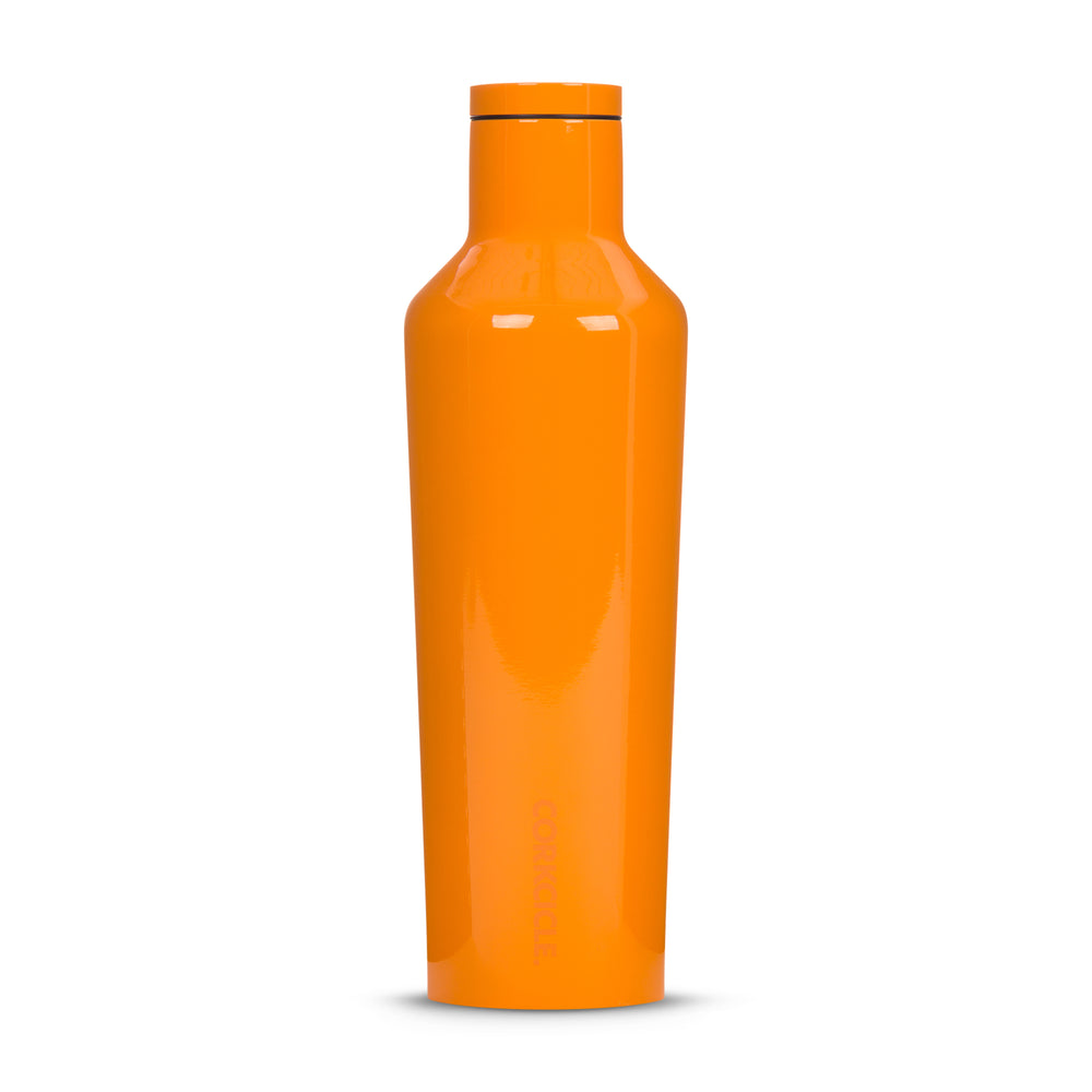 Corkicle 16oz Water Bottle - Clementine