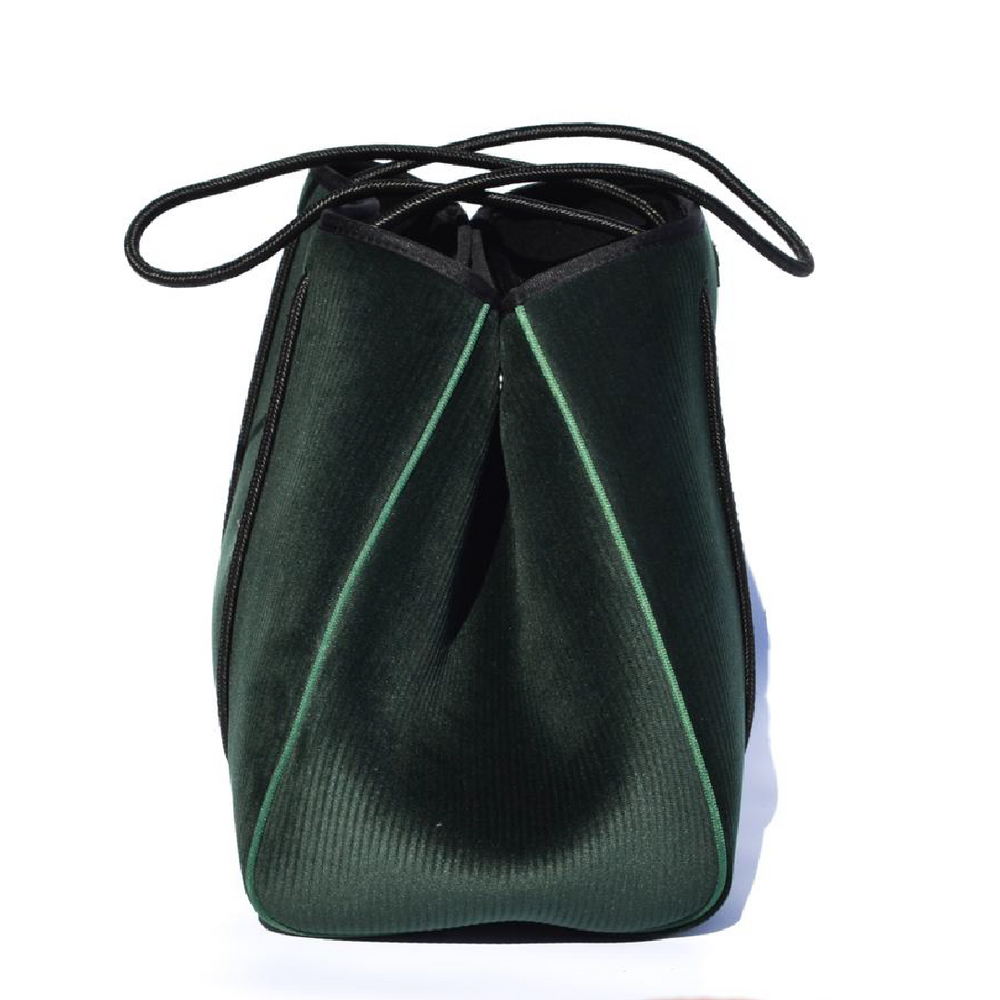 Personalise | Emerald Green Cord All Rounder