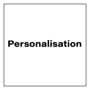 Personalisation: All Rounder