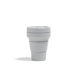 Stojo: The Collapsible, Reusable Cup - Cashmere