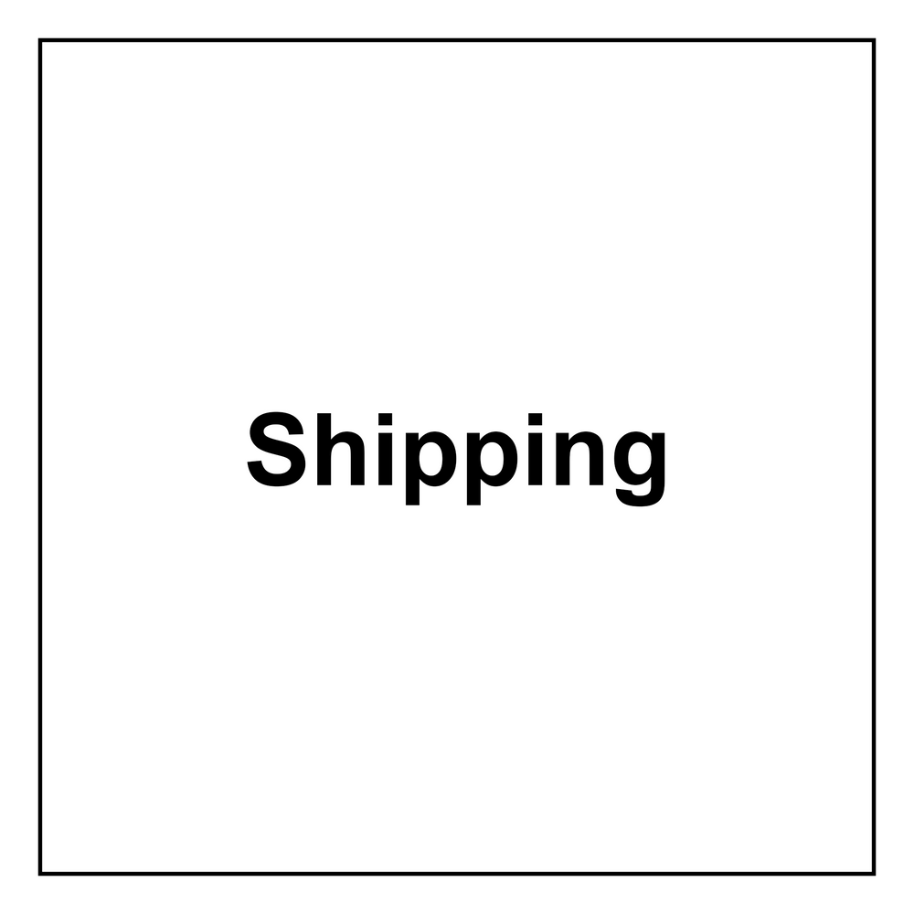 Personalisation: Shippping