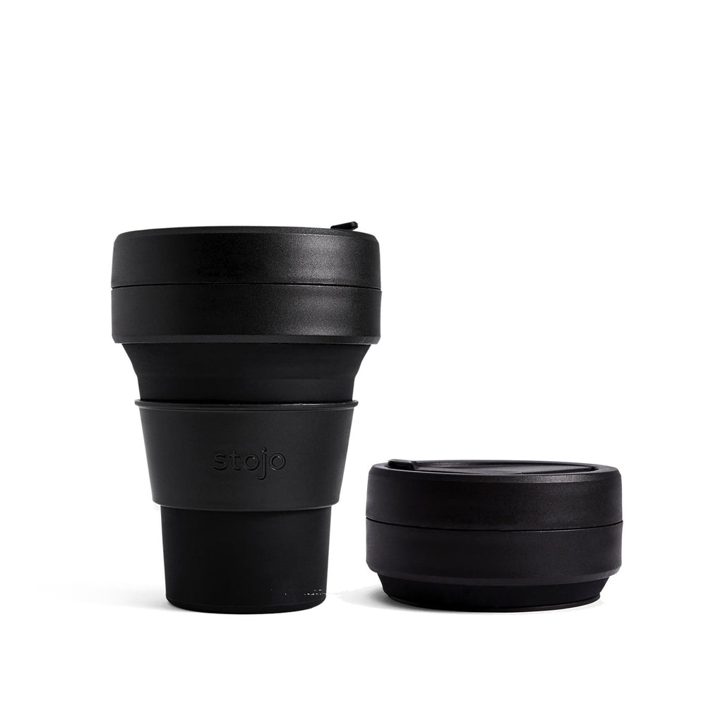 Stojo: The Collapsible, Reusable Cup - Ink
